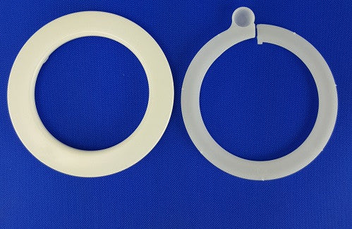 "White Heavy Grommets, 1 3/8"" (10 pack)"