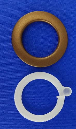 "Bronze Heavy Grommets, 1 3/8"" (10 pack)"