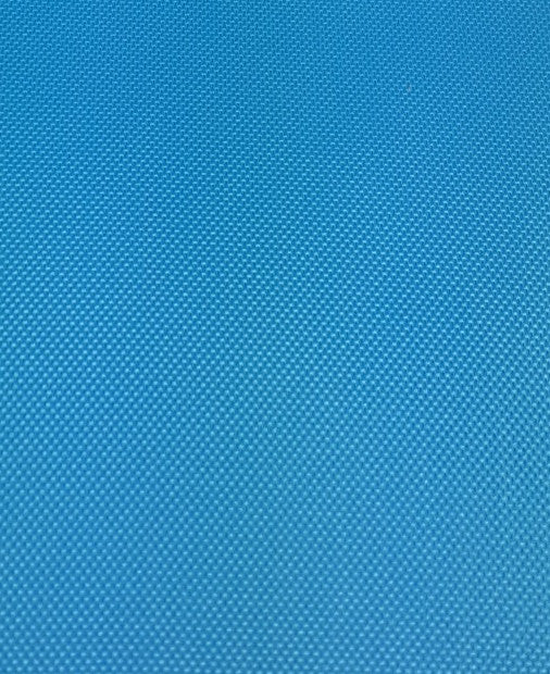 "1 Yard (Process Blue) 200 Denier Uncoated Nylon Flag Fabric 62"" Wide"