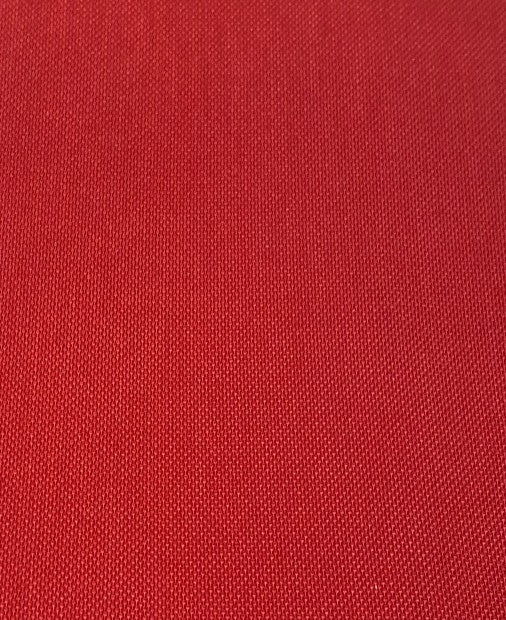 "1 Yard (Old Glory Red) 200 Denier Uncoated Nylon Flag Fabric 62"" Wide"
