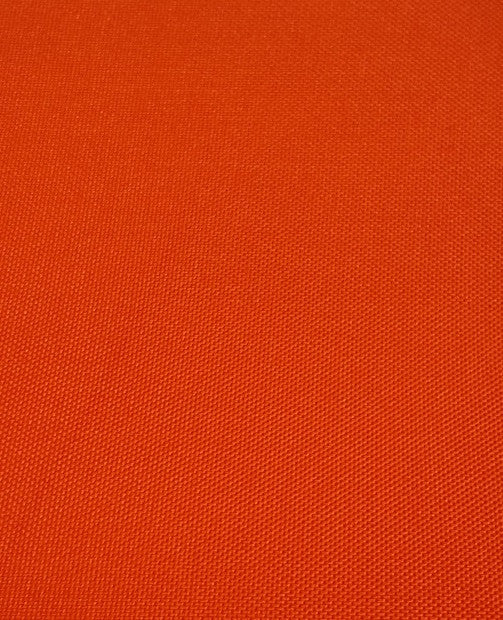 "1 Yard (Orange) 200 Denier Uncoated Nylon Flag Fabric 62"" Wide"