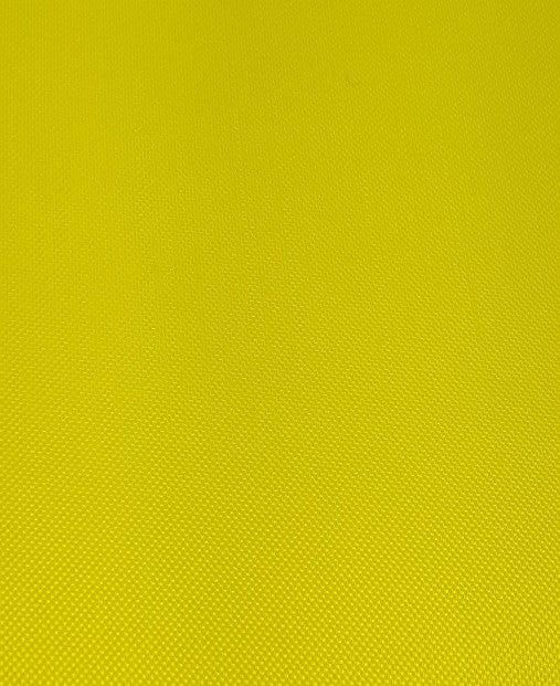 "1 Yard (Yellow) 200 Denier Uncoated Nylon Flag Fabric 62"" Wide"