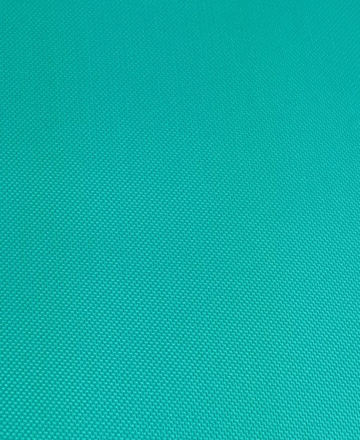"1 Yard (Light Turquoise) 200 Denier Uncoated Nylon Flag Fabric 62"" Wide"