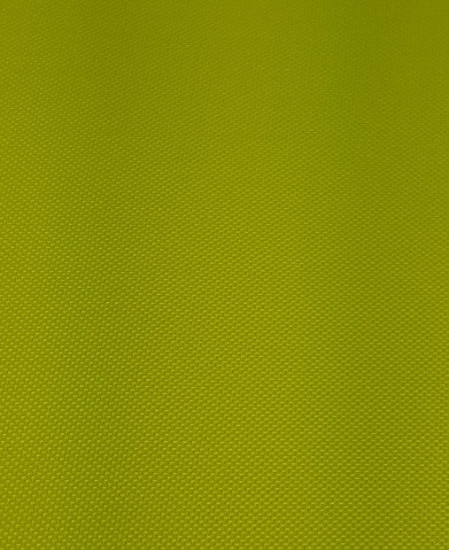 "1 Yard (Lime) 200 Denier Uncoated Nylon Flag Fabric 62"" Wide"