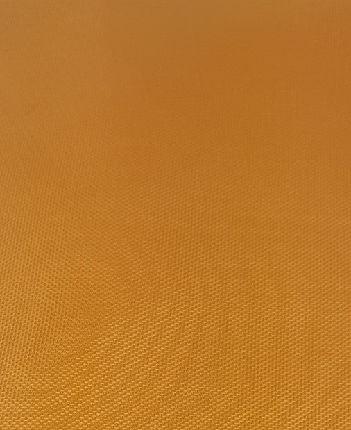 "1 Yard (Amber) 200 Denier Uncoated Nylon Flag Fabric 62"" Wide"