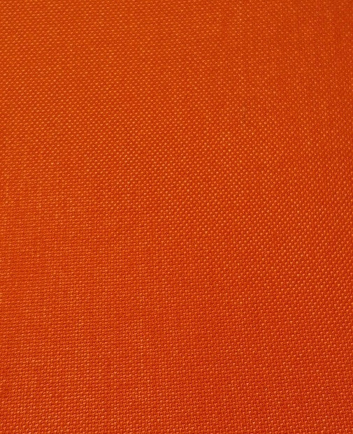 "1 Yard (Burnt Orange) 200 Denier Uncoated Nylon Flag Fabric 62"" Wide"
