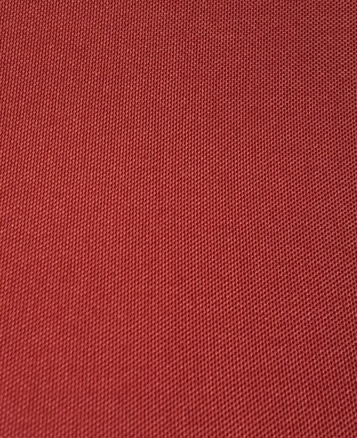 "1 Yard (Brick Red) 200 Denier Uncoated Nylon Flag Fabric 62"" Wide"