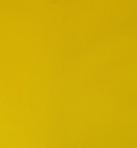 "1 Yard (Yellow) 210 Denier Nylon Oxford Fabric Cloth 60"" Wide"