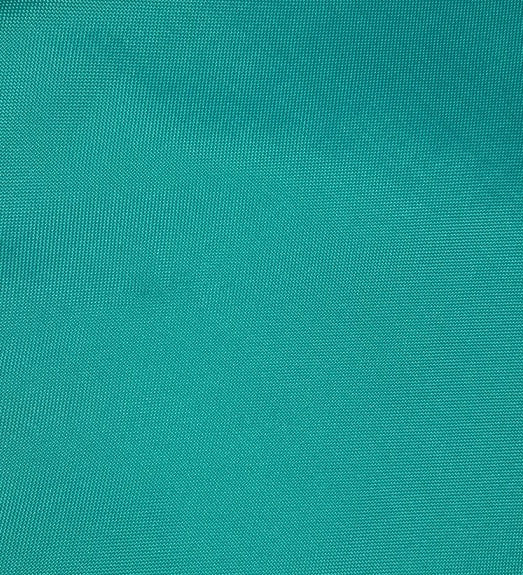 "1 Yard (Turquoise) 210 Denier Nylon Oxford Fabric Cloth 60"" Wide"