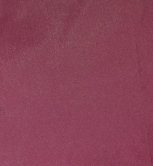 "1 Yard (Burgandy) 210 Denier Nylon Oxford Fabric Cloth 60"" Wide"