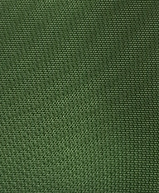 "1 yard (Forest Green) 420 denier Nylon Pack Cloth, Polyurethane coated, 59"" Wide"