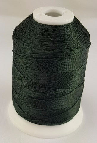 (Forest Green) Marine Bonded Nylon Thread, V 69 Weight. (100% Nylon)