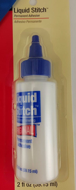 Liquid Stitch Fabric Glue