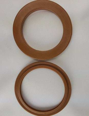 (Carmel Brown) Large Curtain Grommets -2 3/4""