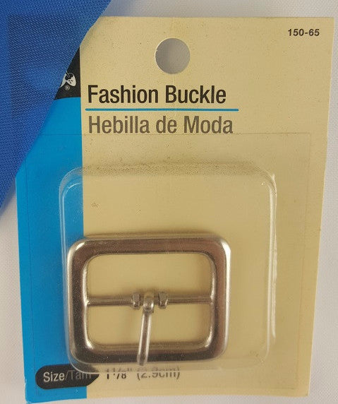 Buckle Silver 1 1/8''