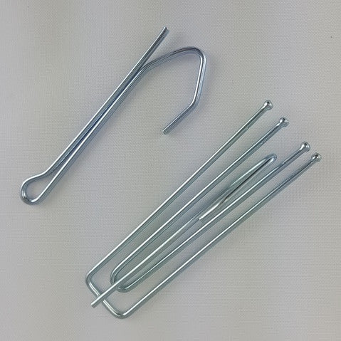 Pleat Hooks, Non Locking, Ceiling Rod