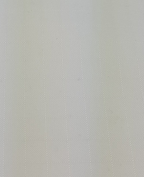 "1 Yard White Ripstop Nylon Fabric 60"" inches wide"