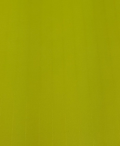 "1 Yard Yellow Ripstop Nylon Fabric 60"" inches wide"