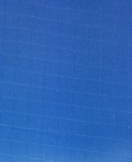 "1 Yard Royal Blue Ripstop Nylon Fabric 60"" inches wide"