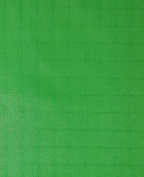 "1 Yard Kelly Green Ripstop Nylon Fabric 60"" inches wide"