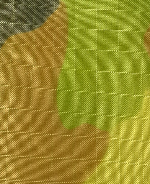 "1 Yard (Camouflage) Ripstop Nylon Fabric 59"" wide."