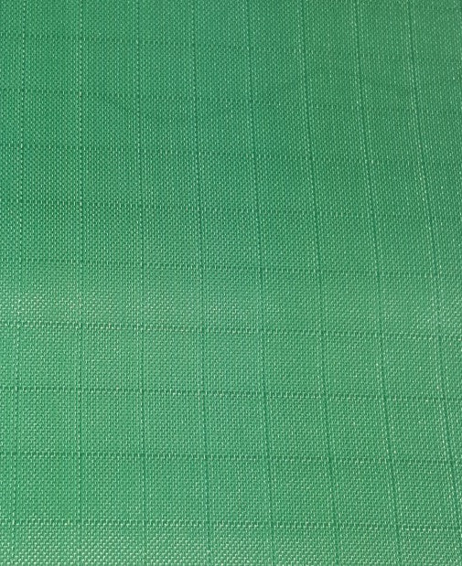 "1 Yard Forest Green Ripstop Nylon Fabric 60"" wide"