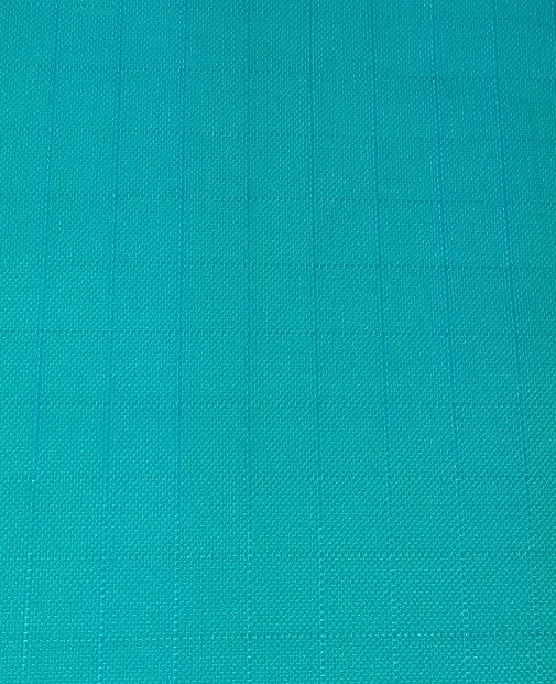 "1 Yard (Turquoise) Ripstop Nylon Fabric 59"" wide."
