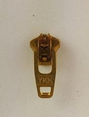 Brass Zipper Slide 4.5
