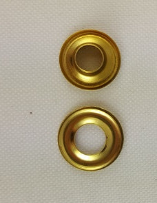 Plain Grommets Size 00 Brass Per Box