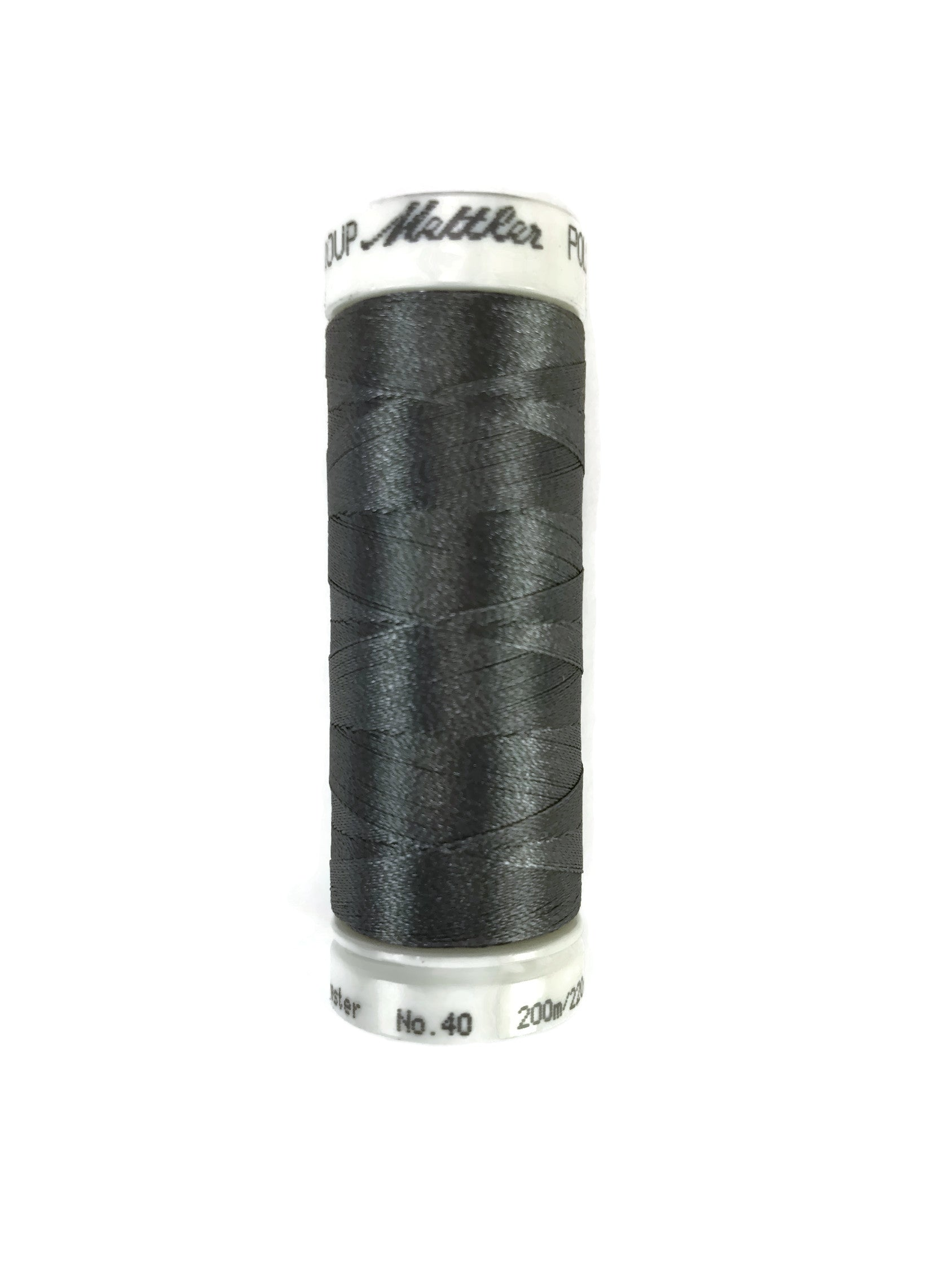 Mettler Poly Sheen Thread Colour 0108 Cobblestone