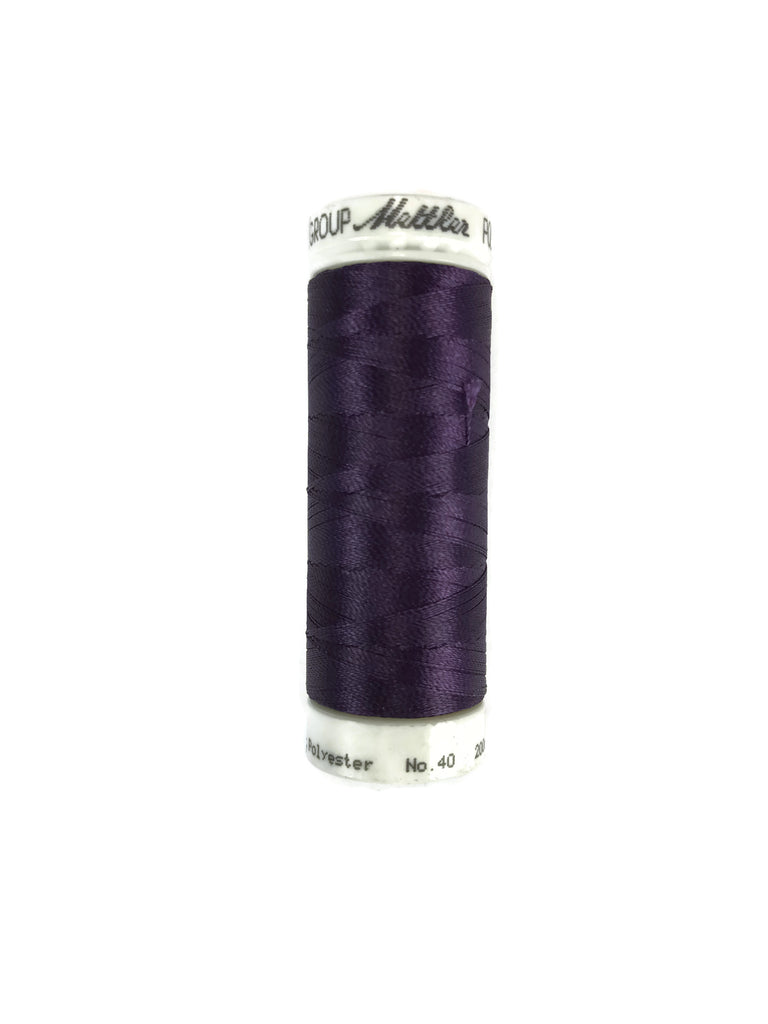 Mettler Poly Sheen Thread Colour 3536 Heraldic