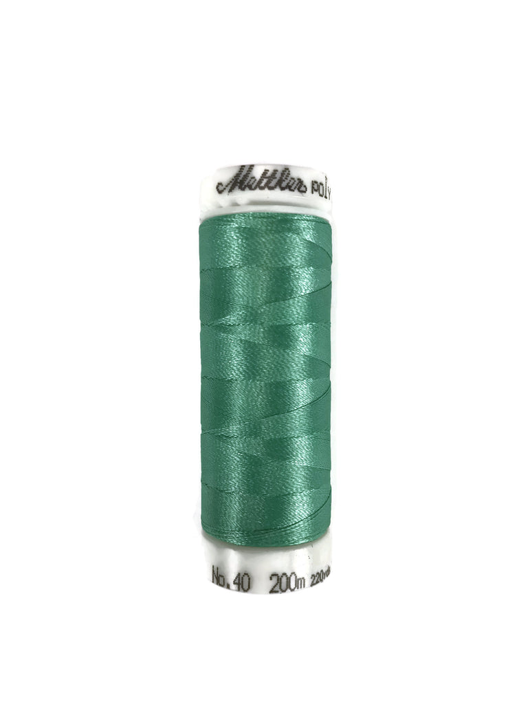 Mettler Poly Sheen Thread Colour 5230 Bottle Green