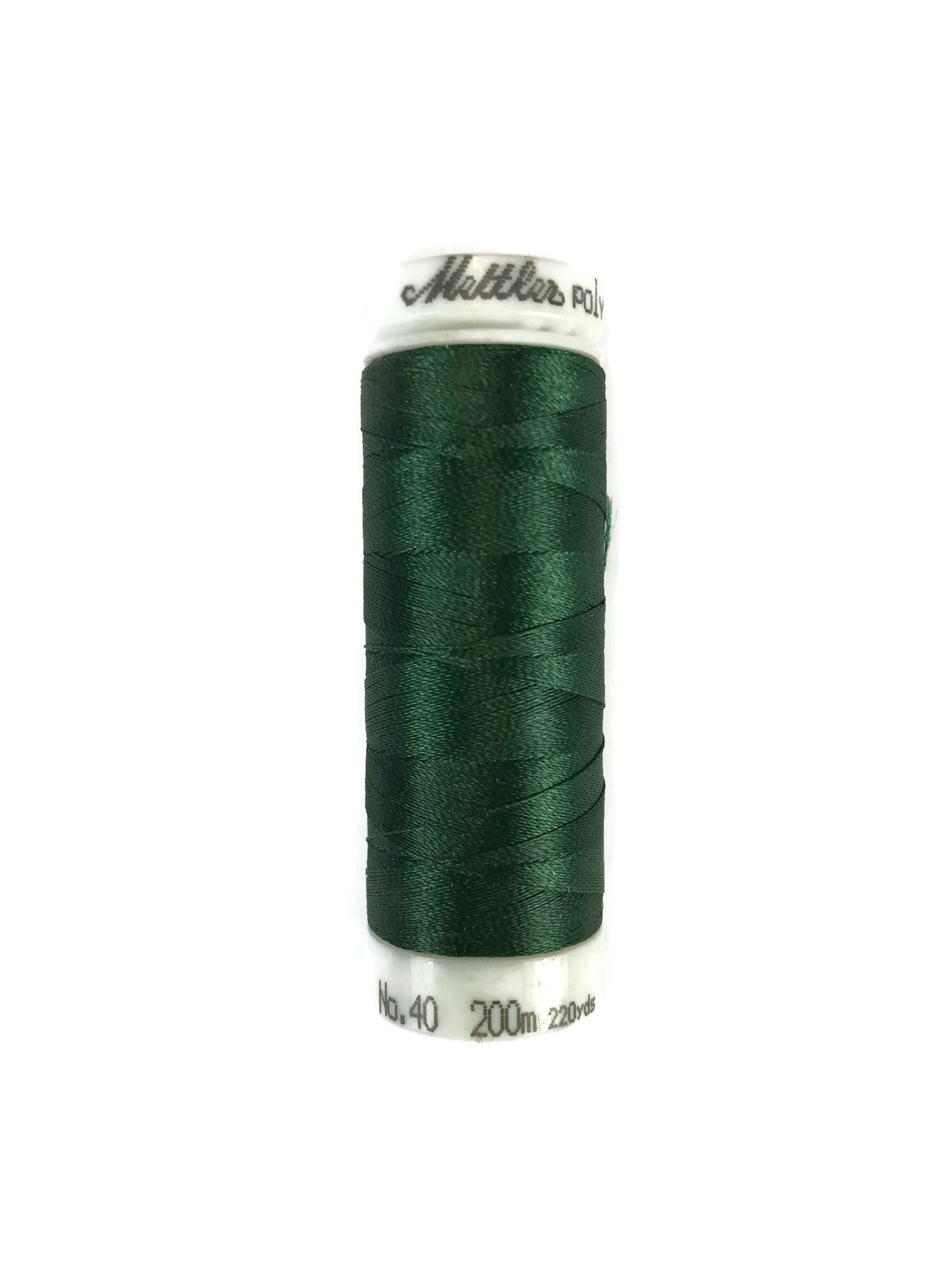 Mettler Poly Sheen Thread Colour 5324 Bright Green