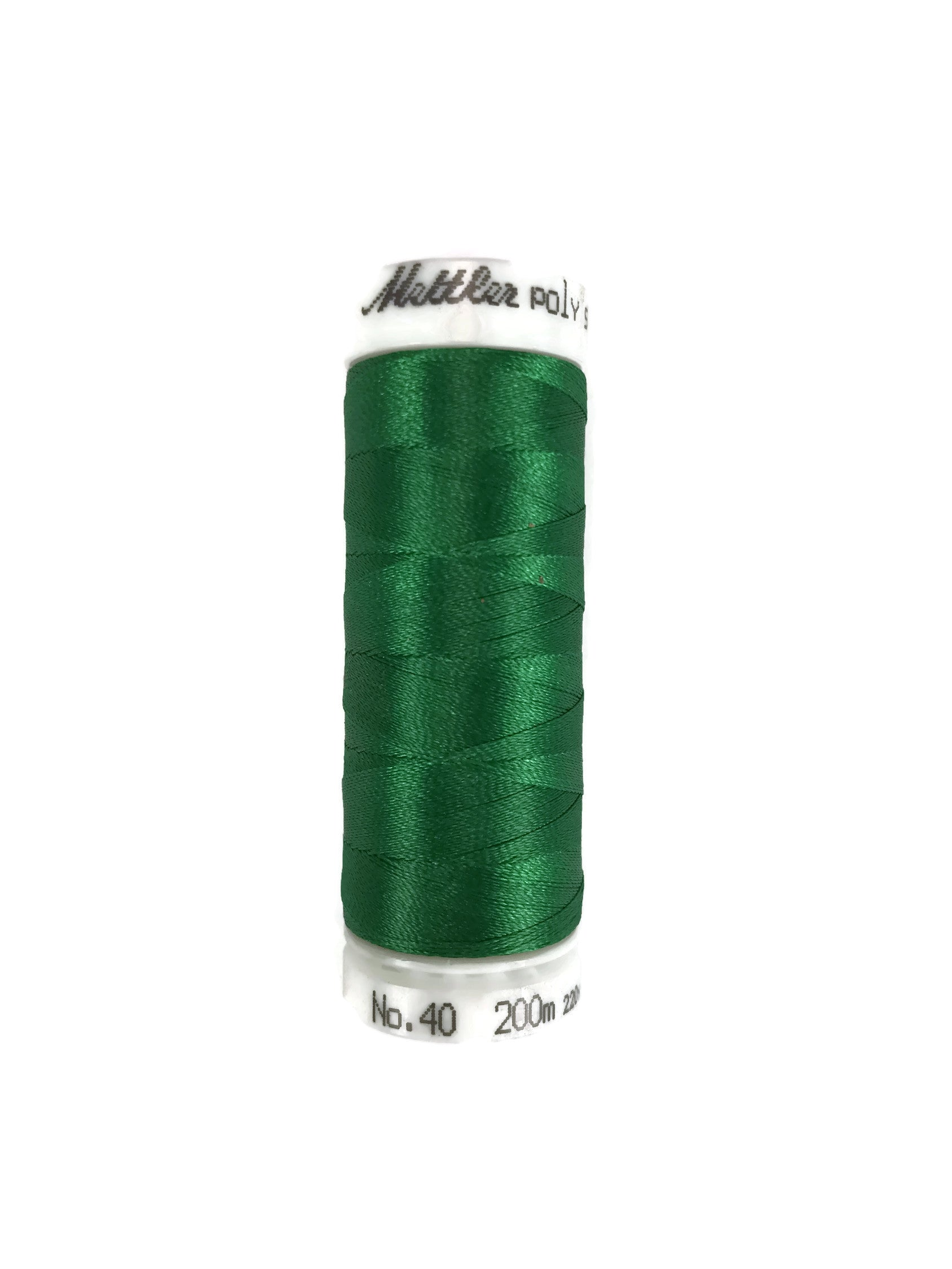 Mettler Poly Sheen Thread Colour 5411 Shamrock