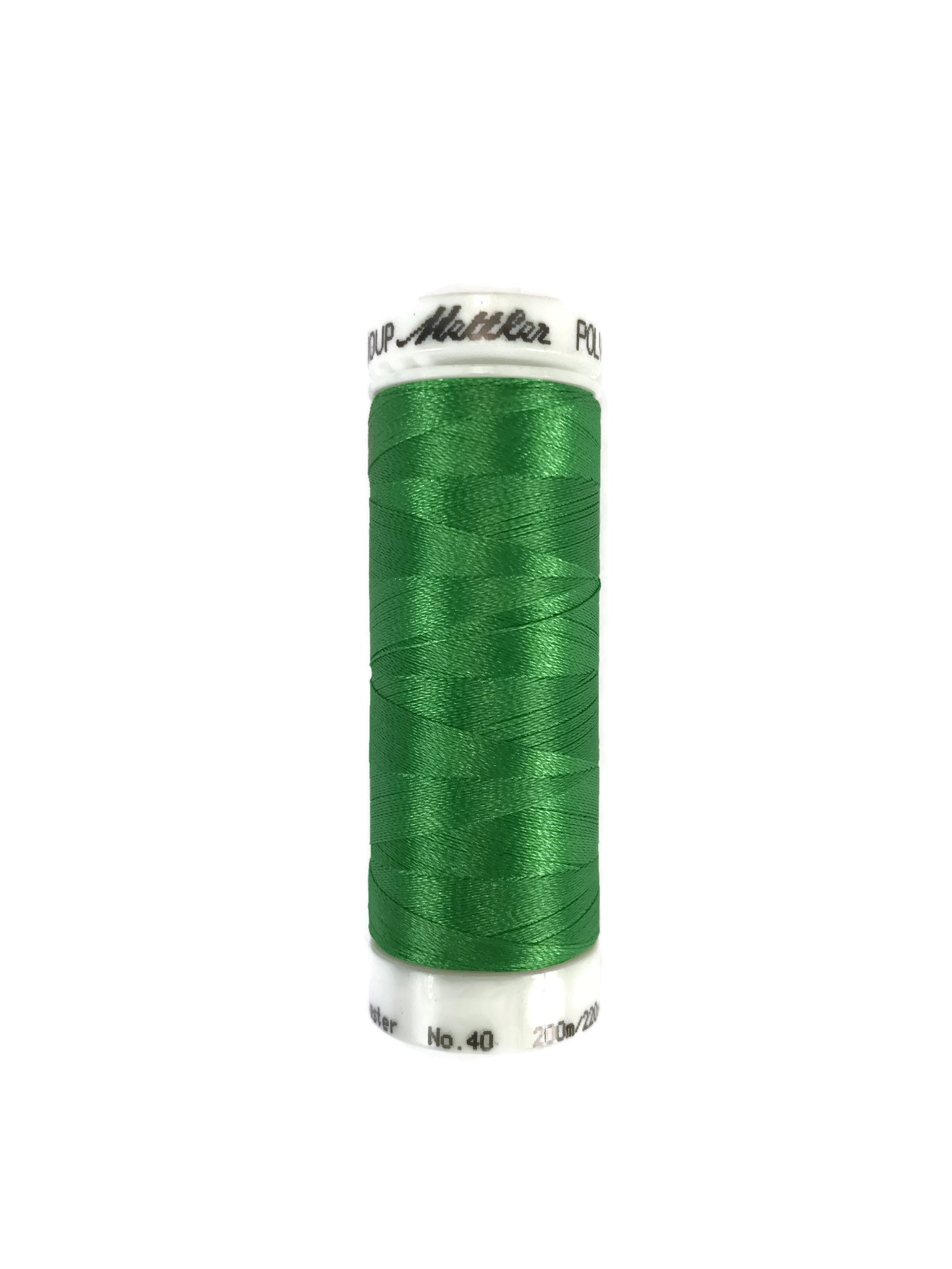 Mettler Poly Sheen Thread Colour 5613 Light Kelly