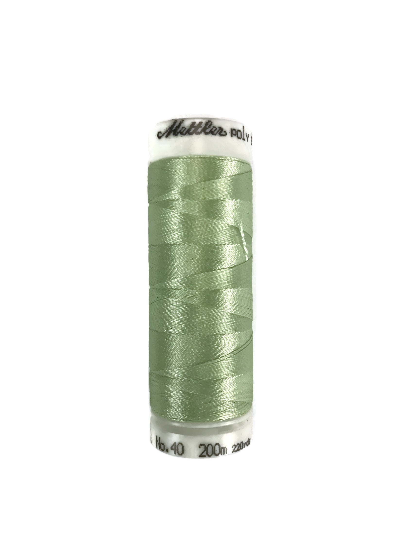 Mettler Poly Sheen Thread Colour 5650 Spring Frost