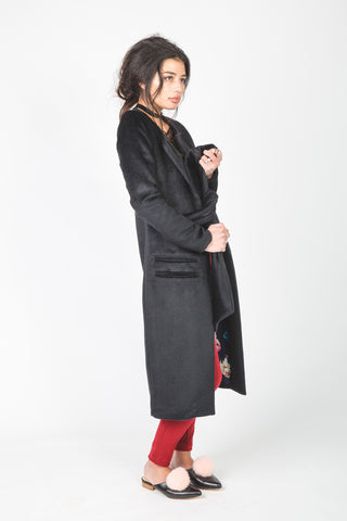 Conquer It Coat : Black