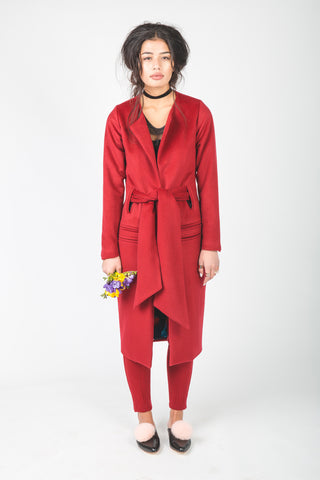 Conquer It Coat : Scarlett