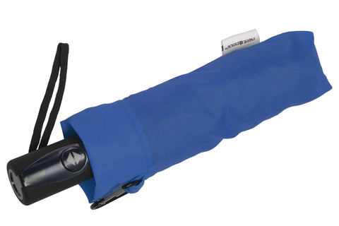 Blue Travel Umbrella