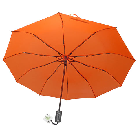 Orange Travel Umbrella