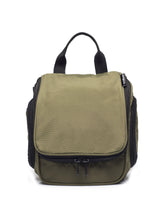 Compact Toiletry Bag - Green