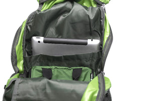 Foldable Daypack/Backpack, 20L, Green