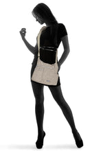 Crossbody Bag for Women with Anti Theft RFID Pocket - Grey