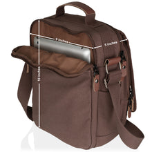 Messenger Bag - Brown