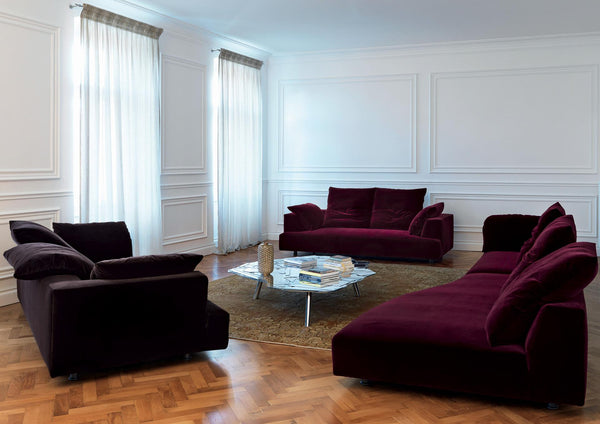 EDRA - Absolu Sofa by Francesco Binfare