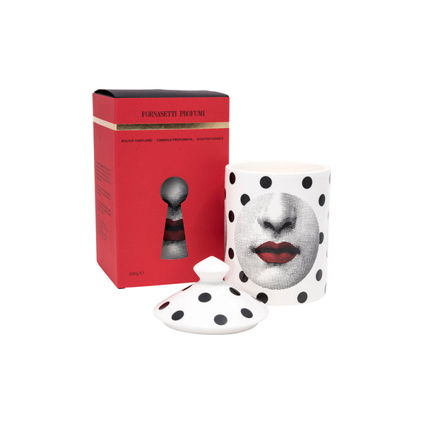 Fornasetti Candle - Comme Des Forna