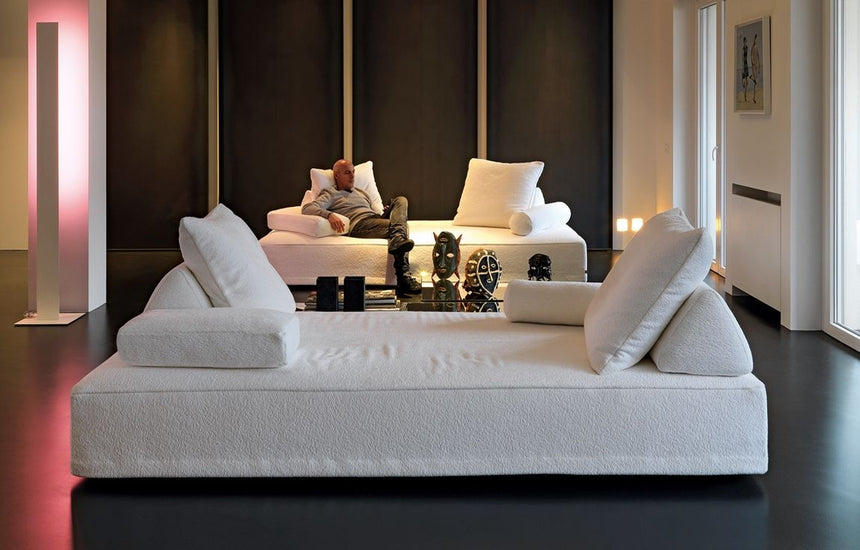 EDRA - Sherazade Sofa by Francesco Binfare