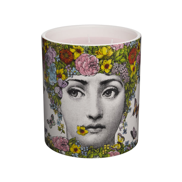Fornasetti - Flora candle (Large)