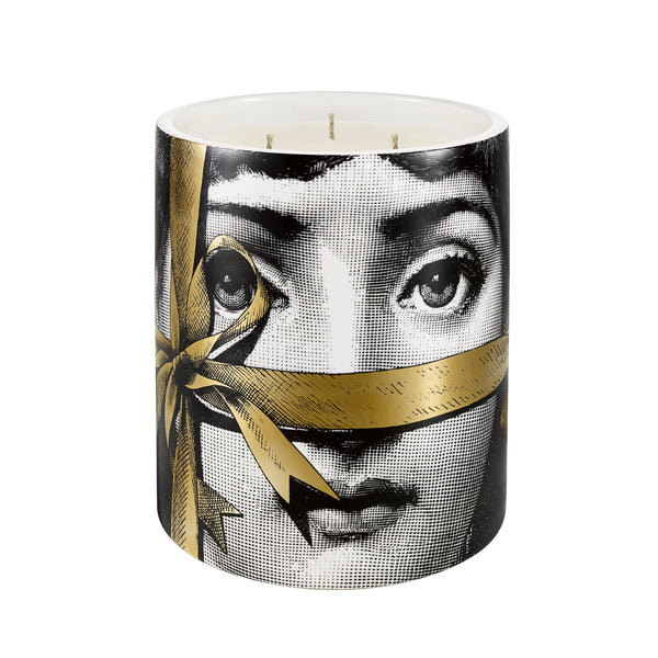 Fornasetti Candle - Gold Regalo (Medium)