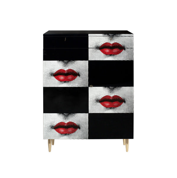 Fornasetti Kiss Cabinet